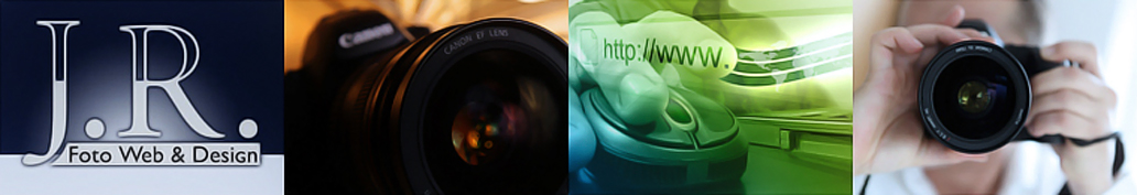J.R. Foto, Web und Design